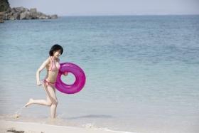 Miki Asakura swimsuit bikini gravure Baki Factory 26005