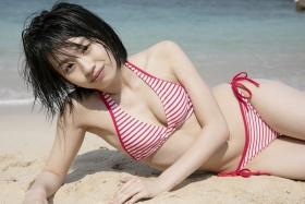 Miki Asakura swimsuit bikini gravure Baki Factory 26019