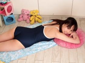 Yurika Gike School swimsuit gravure2028