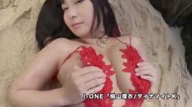 Rui Kiriyama swimsuit bikini gravure Kcup with breeding breast 2021005