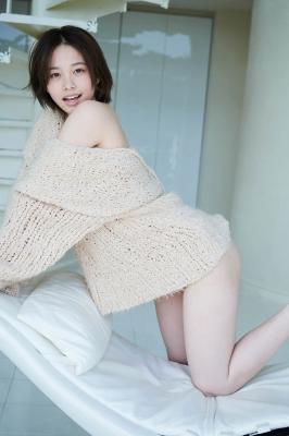 Ayuna Nitta Swimsuit Bikini Gravure Japans Cutest High School Girl 2021007
