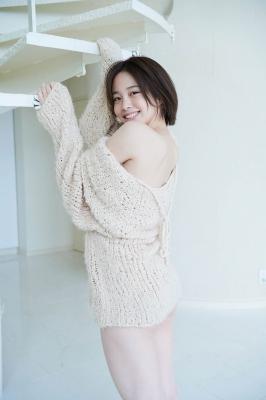 Ayuna Nitta Swimsuit Bikini Gravure Japans Cutest High School Girl 2021008