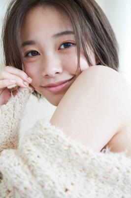 Ayuna Nitta Swimsuit Bikini Gravure Japans Cutest High School Girl 2021009