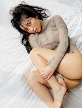 Yuuno Ohara swimsuit bikini gravure 21 years old healthy body 2021010