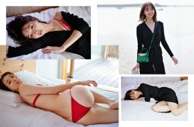 Aimi Enozawa Swimsuit Bikini Gravure Sexy new world of current non no model 2021003