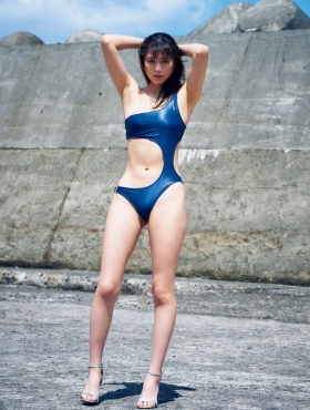 Tamayo Kitamukai swimsuit bikini gravure photo book selling well 2021009