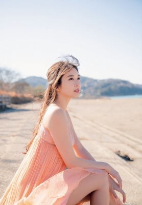 Marika Makino Purl, Swimsuit Morning Musume013