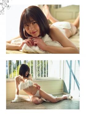 Nami Yamada swimsuit bikini gravure From idol to actress004