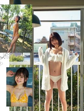 Nami Yamada swimsuit bikini gravure From idol to actress005