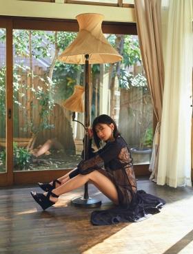 Nami Yamada swimsuit bikini gravure From idol to actress008