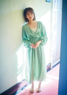 Aoi Kawaguchi Swimsuit Bikini Gravure I Am Happy Girl 2021012