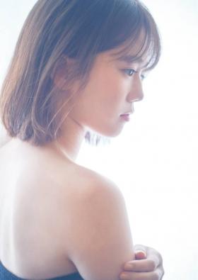 Aoi Kawaguchi Swimsuit Bikini Gravure I Am Happy Girl 2021013