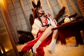 Cosplay Swimsuit Style Costume Azur Lane Akagi oo009