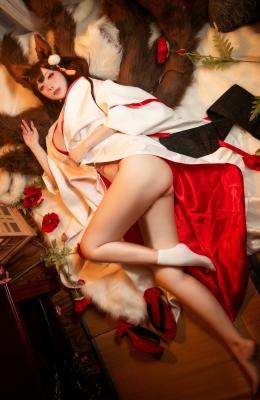 Cosplay Swimsuit Style Costume Azur Lane Akagi oo013
