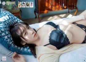 Iori Moe Swimsuit Bikini Gravure A week with Moe Mori 2021007