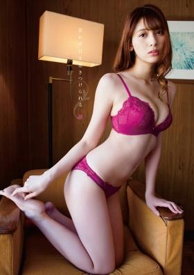 Angela Mei swimsuit bikini gravure I like big sistersdont you004