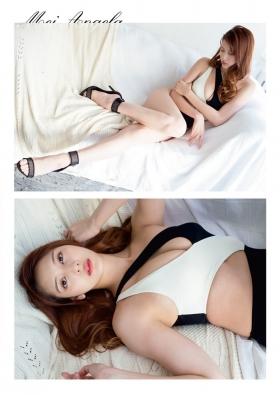 Angela Mei swimsuit bikini gravure I like big sistersdont you008