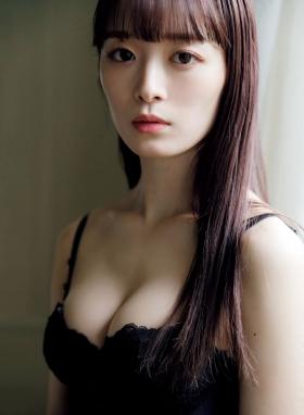 Yuuki Chloe Swimsuit Bikini Gravure Junjo no Afilia 2021008