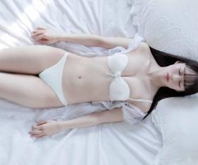 Yuuki Chloe Swimsuit Bikini Gravure Junjo no Afilia 2021010
