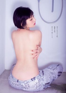 Kyoko Hinami swimsuit bikini gravure forever and ever 2021006