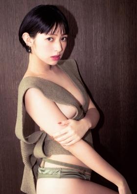 Kyoko Hinami swimsuit bikini gravure forever and ever 2021008