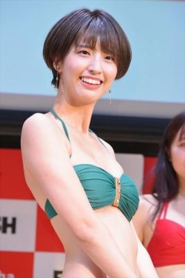 Asuka Mizutani swimsuit bikini gravure tall and graceful body rookies Hcup 2021002