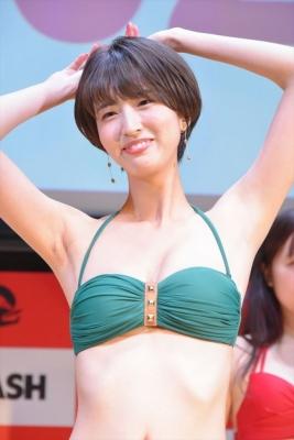Asuka Mizutani swimsuit bikini gravure tall and graceful body rookies Hcup 2021003
