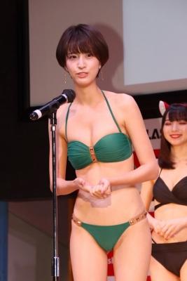 Asuka Mizutani swimsuit bikini gravure tall and graceful body rookies Hcup 2021004