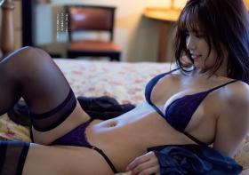 Swimsuit bikini gravure of Nono Mori Can I have a vaginal cuddle005