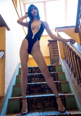 Swimsuit bikini gravure of Nono Mori Can I have a vaginal cuddle007