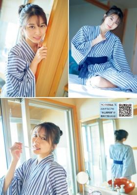 Mariali Makino Swimsuit Bikini Gravure Hatachi ni natte otona flavor 2021004