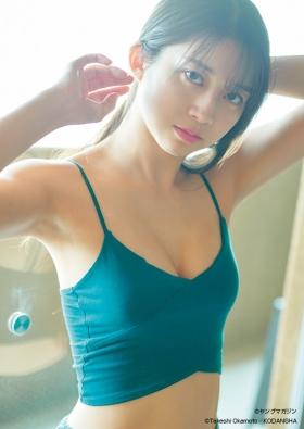 Mariali Makino Swimsuit Bikini Gravure Hatachi ni natte otona flavor 2021010