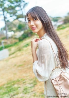 Mariali Makino Swimsuit Bikini Gravure Hatachi ni natte otona flavor 2021011