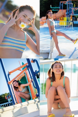 Tenchim Swimsuit Bikini Gravure Pure reborn 2021008