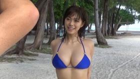 Minami Wachi swimsuit bikini gravure H cup erotic smart sister005