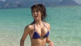 Minami Wachi swimsuit bikini gravure H cup erotic smart sister009