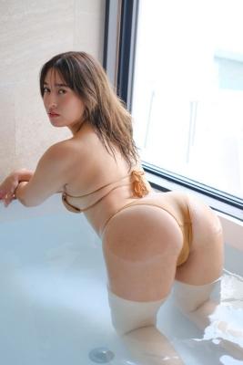 Rina Hirata swimsuit bikini gravure glamorous major class 2021005