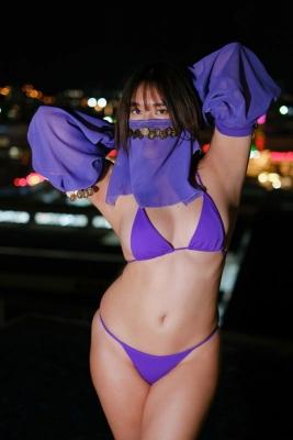 Rina Hirata swimsuit bikini gravure glamorous major class 2021009