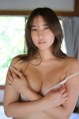 Rina Hirata swimsuit bikini gravure glamorous major class 2021012