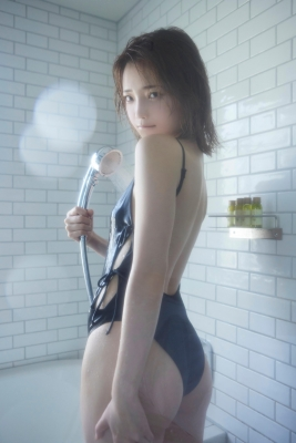 Himeka Shintani Swimsuit Bikini Gravure 22 years old C cup Zero Ichi Family 2021004