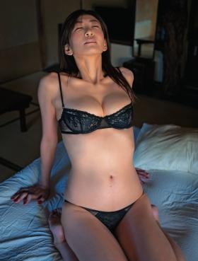 Fumie Nakajima Swimsuit Underwear Gravure ExShape UP Girls 2021 2020005