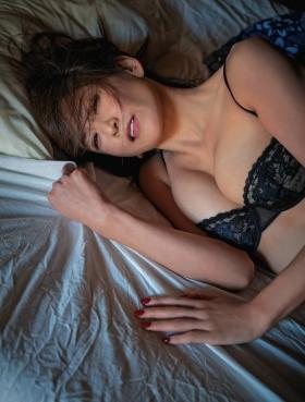Fumie Nakajima Swimsuit Underwear Gravure ExShape UP Girls 2021 2020004