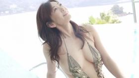 Fumie Nakajima Swimsuit Underwear Gravure ExShape UP Girls 2021 2020019