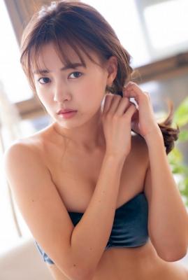 Yume Shinjo Swimsuit Bikini Gravure Photo 2021014