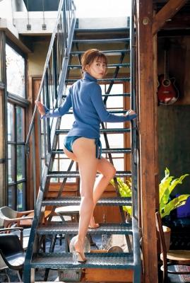 Yume Shinjo Swimsuit Bikini Gravure Photo 2021013