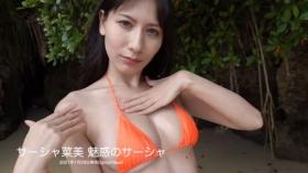 Sasha Nami Swimsuit bikini gravure Russian quarter beauty 2021010