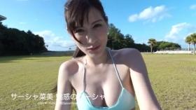Sasha Nami Swimsuit bikini gravure Russian quarter beauty 2021026