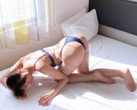 Seto Rose swimsuit bikini gravure Cute but kind of erotic038