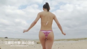 Ayaka Eto Swimsuit Bikini Gravure Forbidden temptation from her sister 2021006