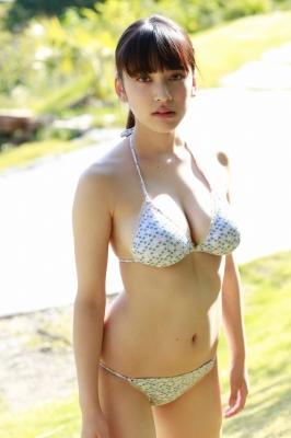 Sayaka Tomaru Swimsuit Bikini Gravure Boobs ni yume tokibo Vol1011